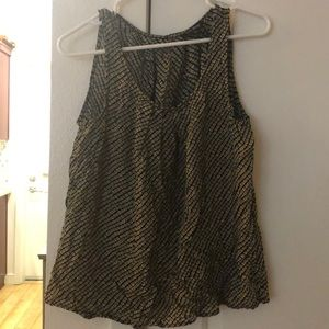 Lucky Brand Size Small Tank Blouse
